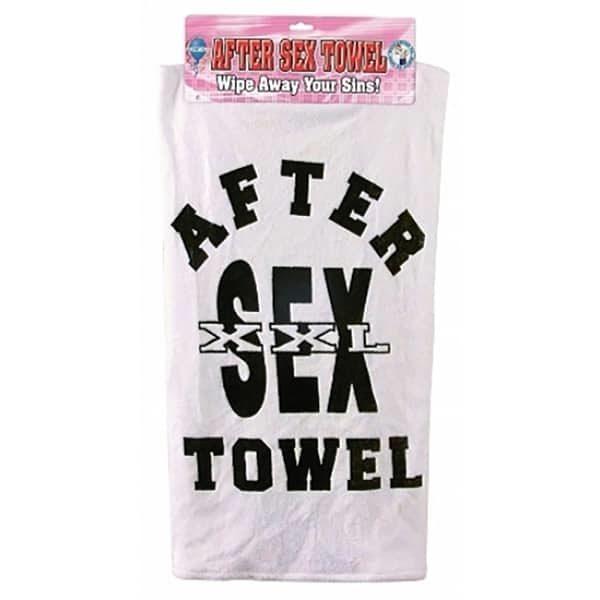 after-sex-xxl-pyyhe