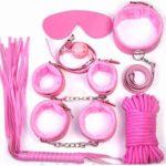 bondage-set-pink