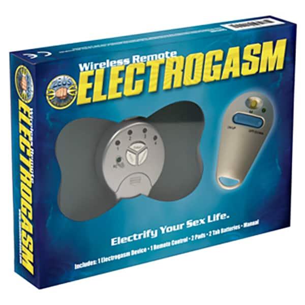 electrogasm