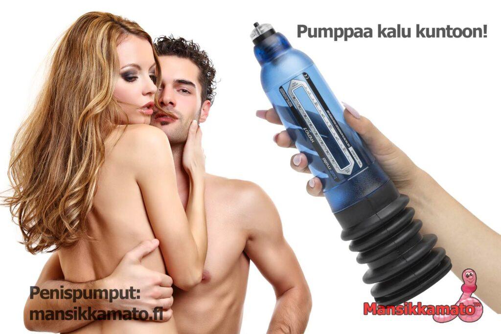 Penispumput seksikauppa Mansikkamato