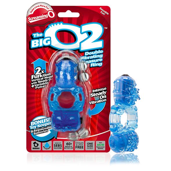 The Screaming O – The Big O 2 Blue