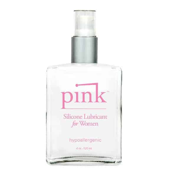 Pink – Silicone Lubricant 120 ml