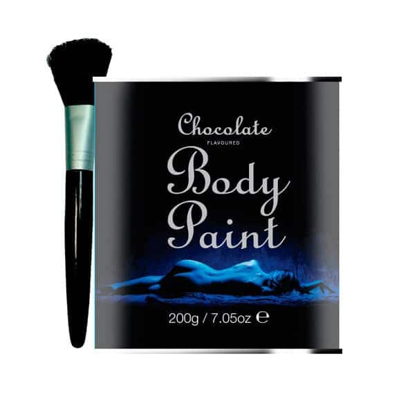 Chocolate Body Paint in Tin